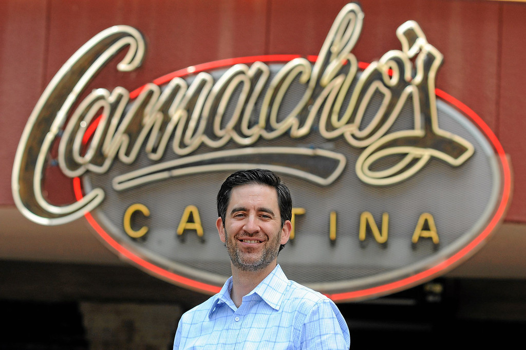 . Don Camacho of Camacho\'s Cantina July 2, 2013.  The restaurant is part of CityWalk which is celebrating its 20th anniversary.(Andy Holzman/Los Angeles Daily News)