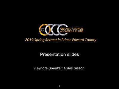 2019 OCCC presentation