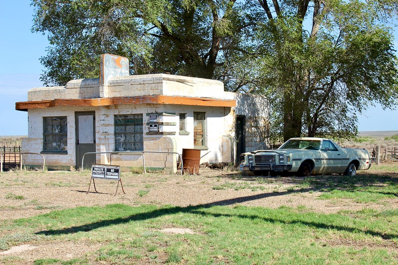 Brownlee Diner/Little Juarez Cafe (2020)