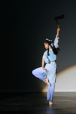 Fan Dance - 2005