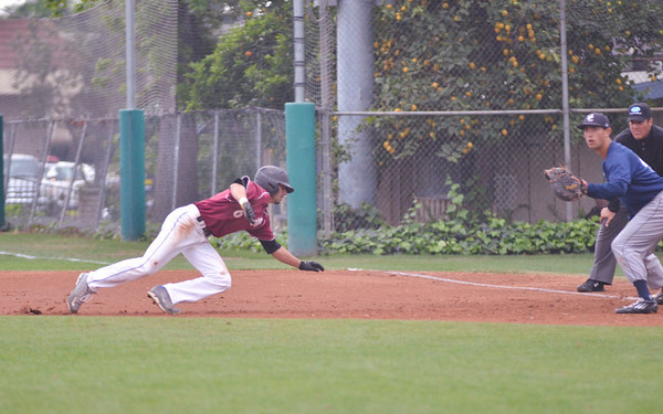 2014-03-25 Baseball v San Diego