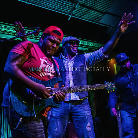 Big Sam's Funky Nation @ Cutting Room (Fri 1/11/13)