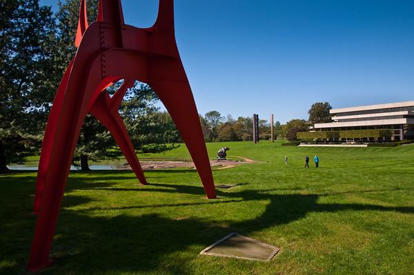 Pepsico Sculpture Gardens - Purchase NY