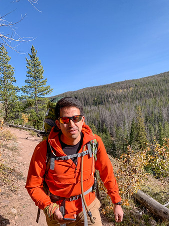 Uinta Fall Backpacking 2019