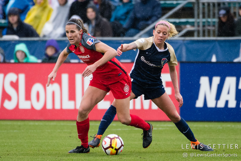 NWSL Regular Season - NC Courage vs Portland Thorns
