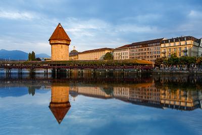 Switzerland - Aug 2012