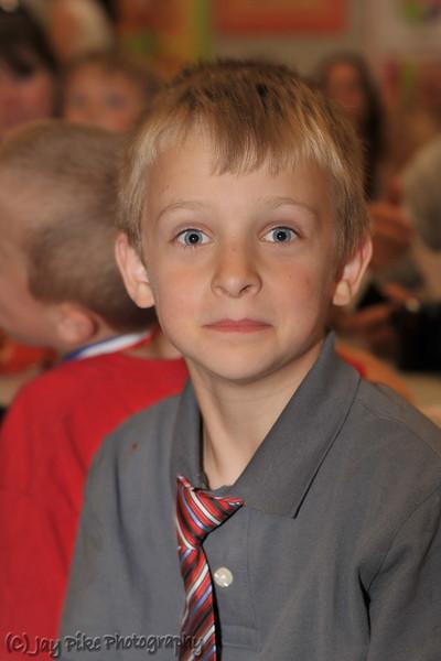 May 24, 2012 - Advanced Reader Awards - 1st Grades
