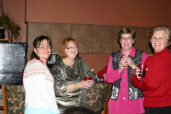 2008 Christmas Party