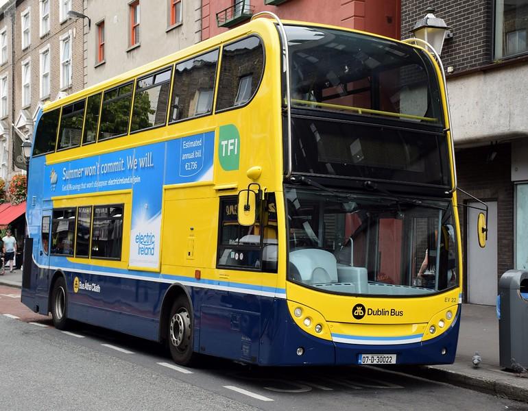 EV22 Talbot St 5 August 2019