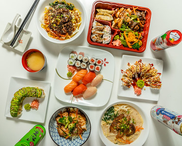 Hiro Japan Xpress Sushi