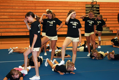 Cheer Summer Camp