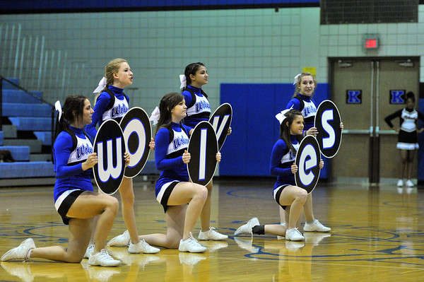 CHEERLEADING - WKHS