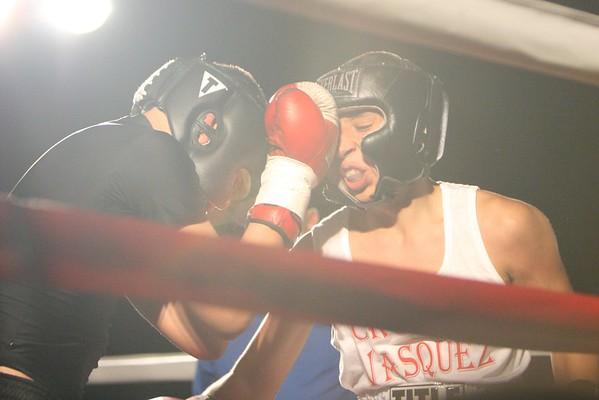 Battle by the Border 2012: Action Shots