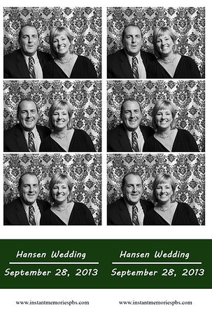 Hansen Wedding 9-28-2013