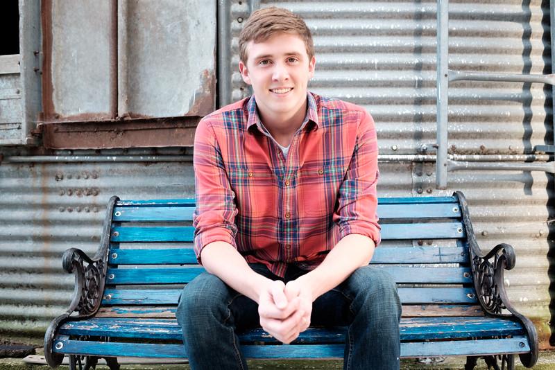 Connor's Senior Photos