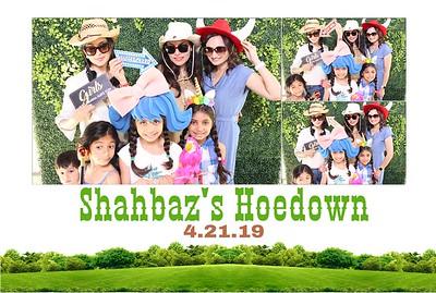 Shahbaz's Hoedown