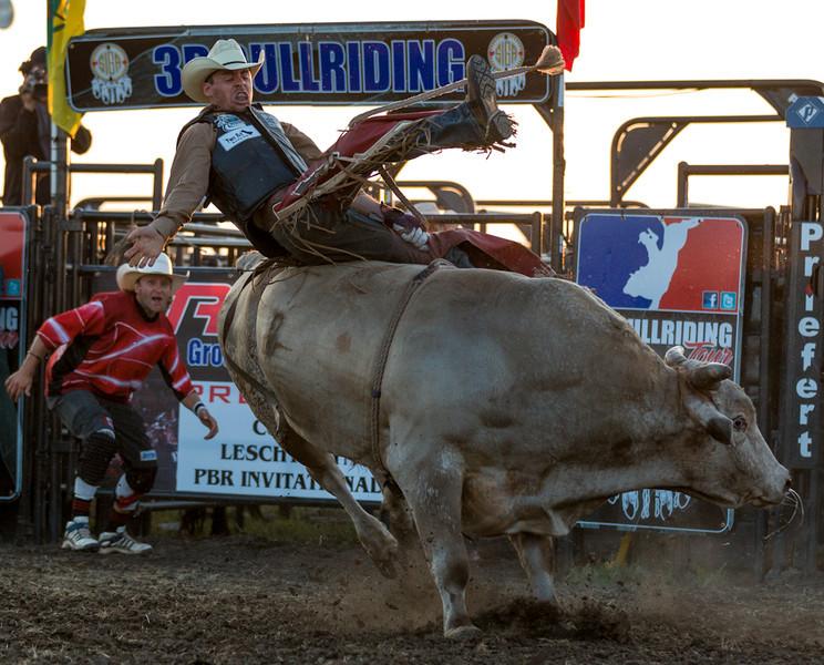 2012 Langham PBR Rodeo