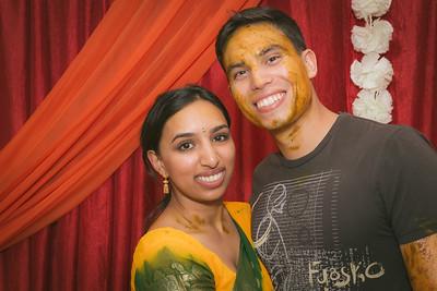 Joshua + Veronica Pre-Wedding Haldi