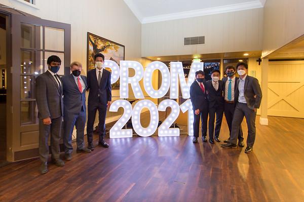 St. Margaret's HS Prom 2021