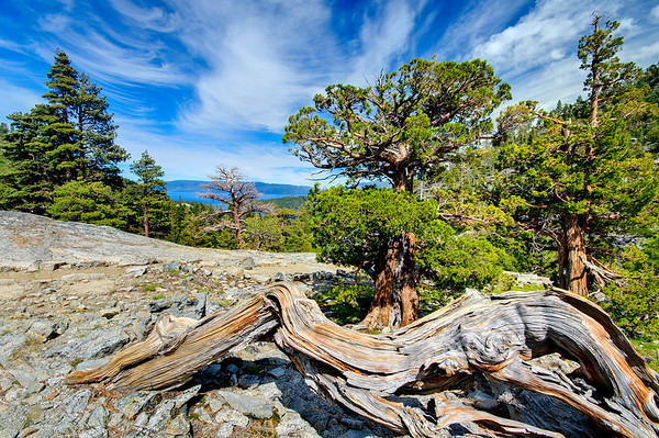 Lake Tahoe Emerald Bay-Desolation-Wildnerness