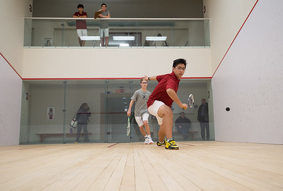 1/10/18: Boys' Thirds Squash v Millbrook
