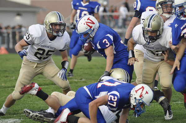 Var FB vs Elkhorn South, 9-9-11