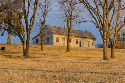 Hollenberg Pony Express Station, Hanover KS (10 March 2014)
