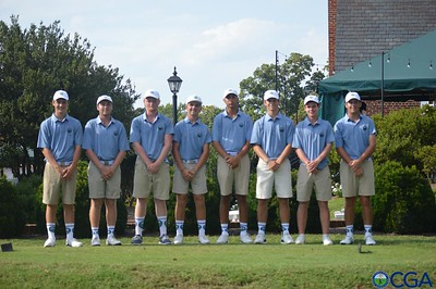 37th Carolinas vs Virginias Boys Team Matches