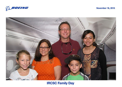 Boeing IRC SC Family Day