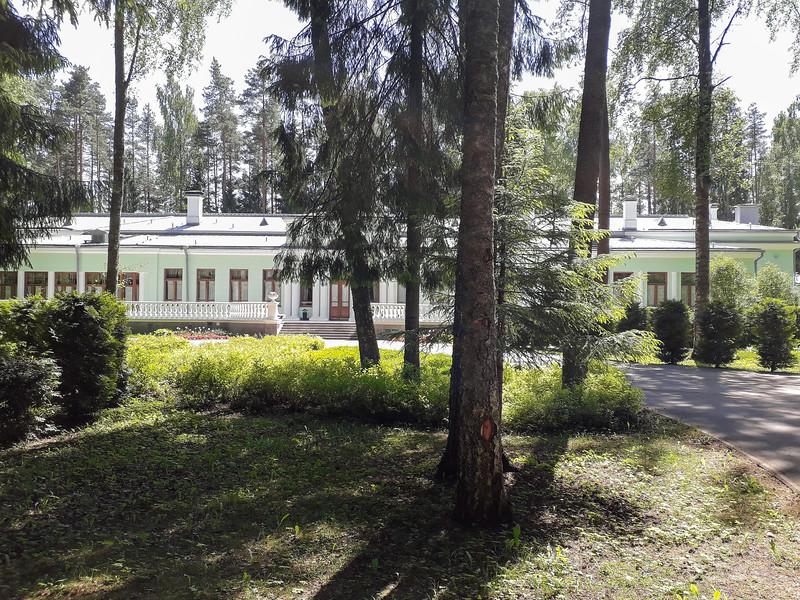 "Hotel ""Valday"", v. Roschino, Novgorod region, Russia"