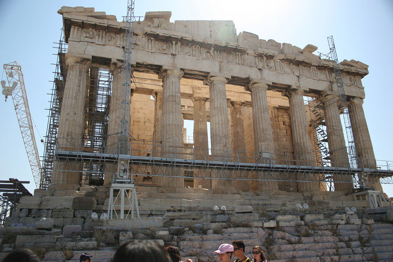 Athens, Greece: The Parthenon