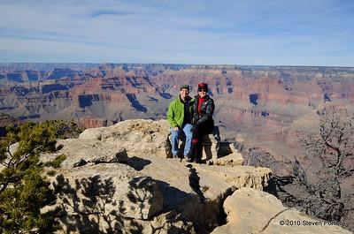 Grand Canyon, November 2010