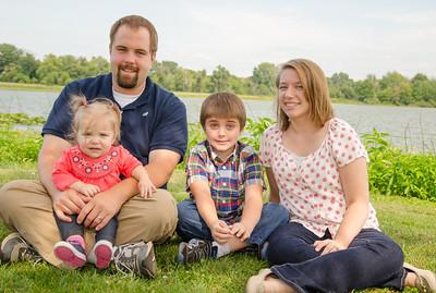 THE Hermans 2013 family