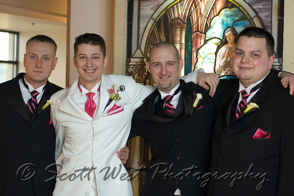 February 2007 Ashley and Steven's Wedding (proofs)