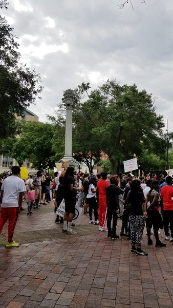 6-9-2020 Protest March