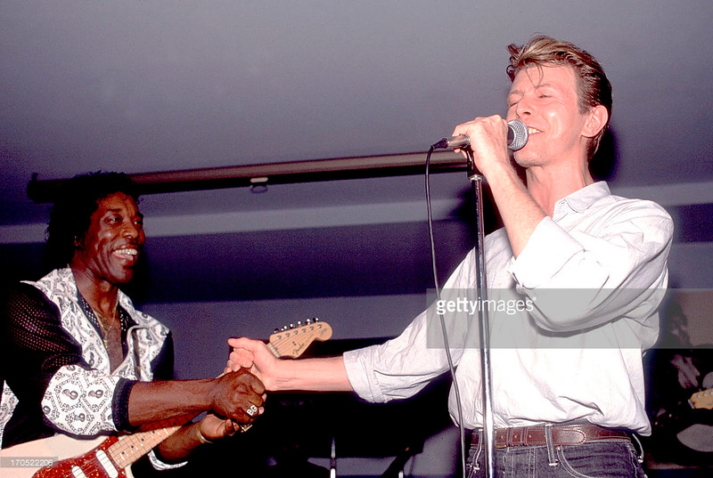 Early 1990s photo from Buddy Guy's previous club further down the street.