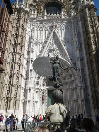 2018-04-20 - Seville Cathedral