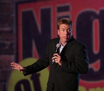 Night of Comedy 2008