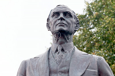 Pictures of Statues Honoring Famous American Inventors, Industrialists, and Engineers