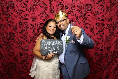 Photo Booth - Jose & Julissa's Wedding