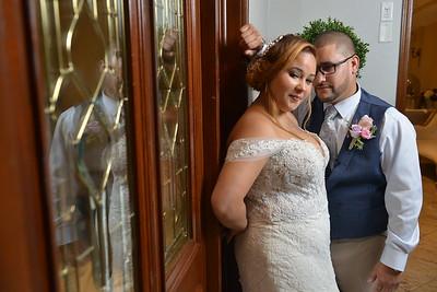 Laura & Jonathan at Villa Barone