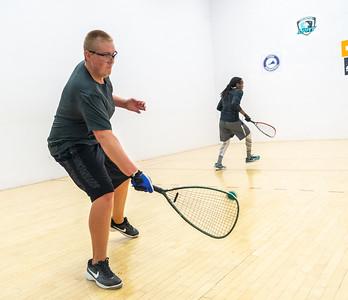 2018-10-27 Mens Singles - Open Qrts Troy Warigon over Dylan Pruitt