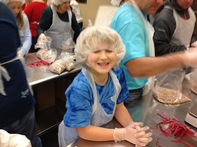 Food Bank Volunteer Day