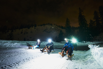 Luge nocturne