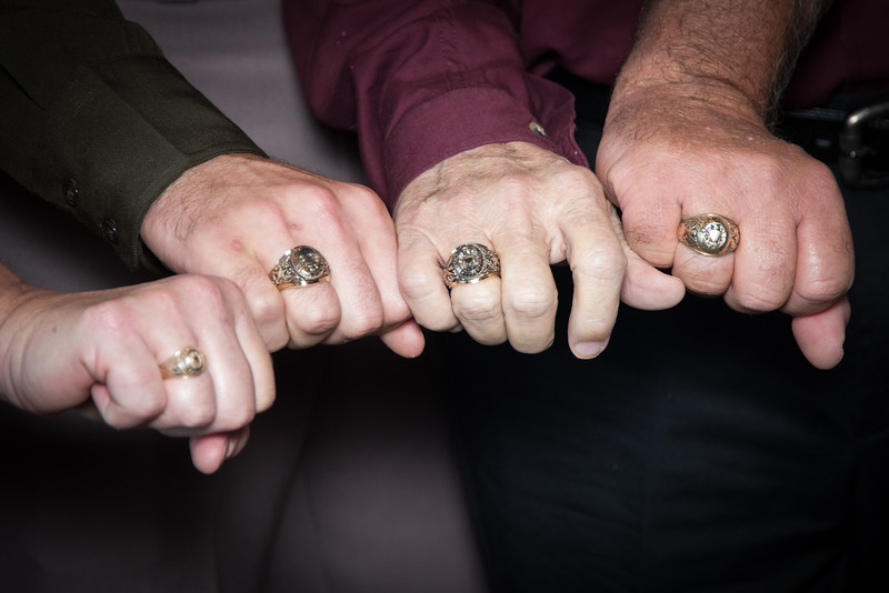 Aggie Ring Day - April 2017 - Presentations