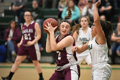 20190111 - Arlington @ MSJ - Girls Basketball