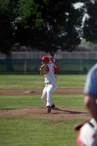 Woodlake @ Lindsay Baseball 4-25-13