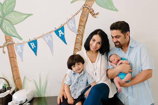 Mahmoudi Family | Belvedere Family Portraits
