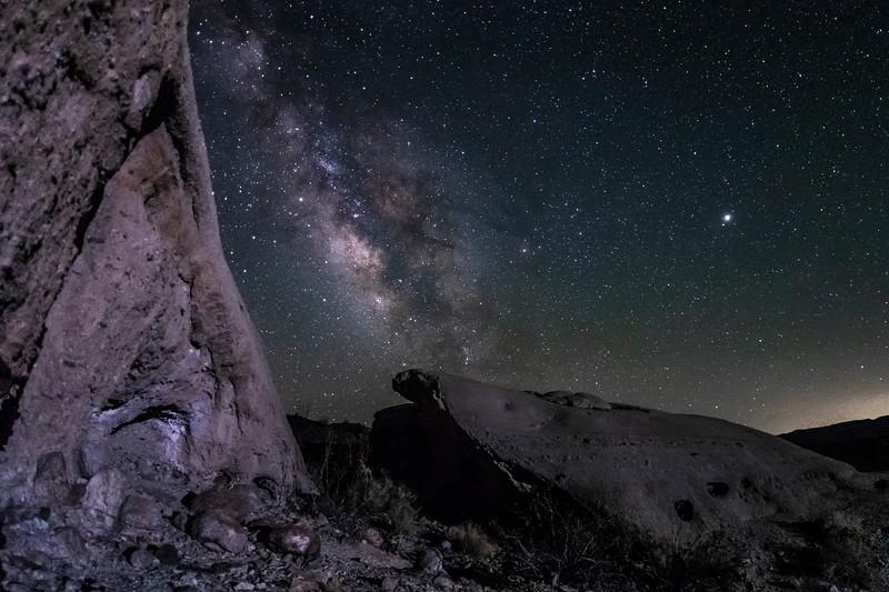 The Milky Way Rocks!