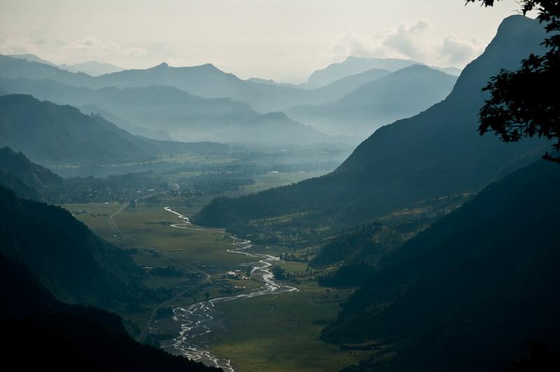 Tolkien-like vista